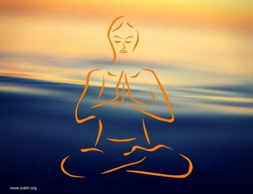 瑜伽手印:創造體內的自然恢復力