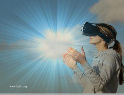 當靈療師走入虛擬實境(VR)的異想世界…