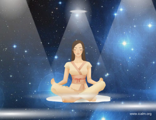 白光淨化與冥想:打造與宇宙能量的交流