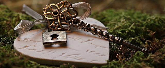 靈療力.愛與鑰匙